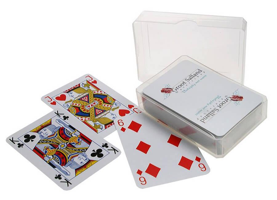 Groot-Salland-speelkaart