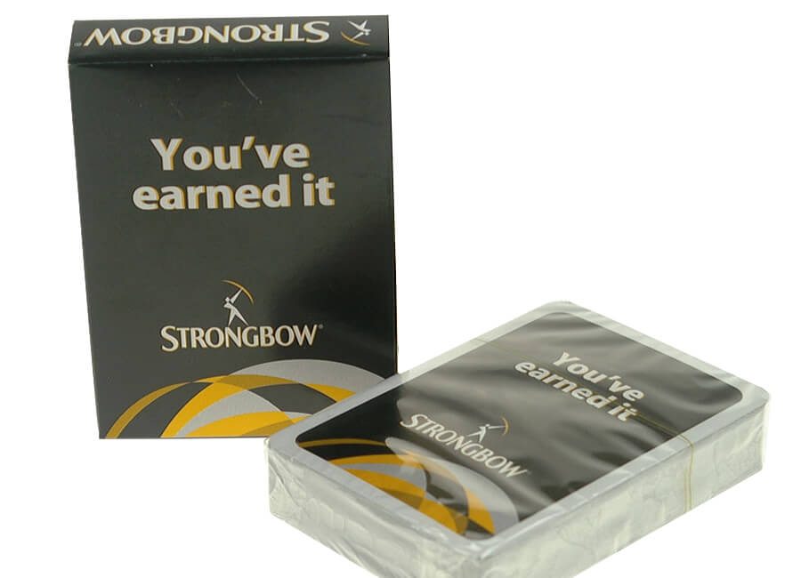 strongbow-pokerkaart