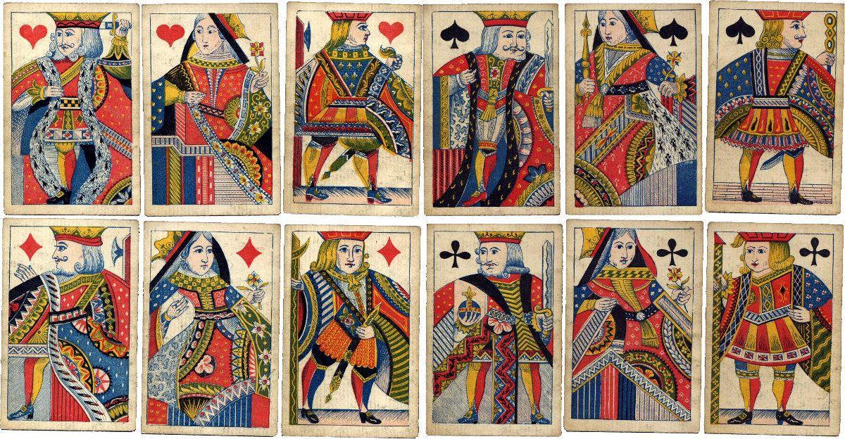 Kaarttekens geschiedenis