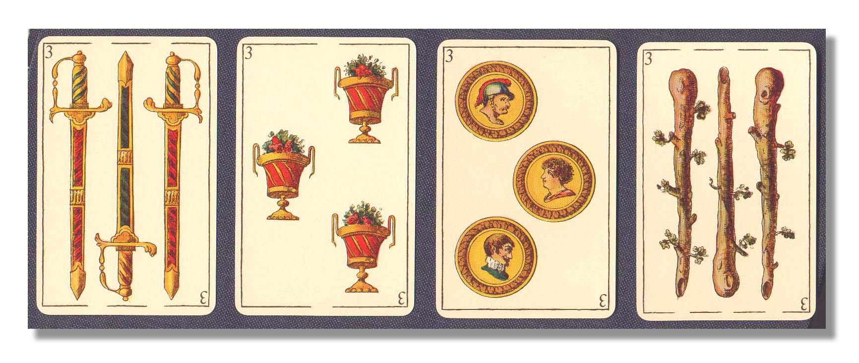 Oorspronkelijke speelkaarten