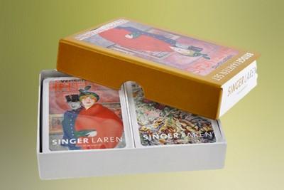 kaartensets met eigen ontwerp maken